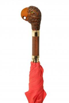 LTU-Parrot Pencil-Red-Handle