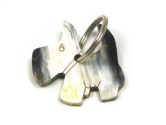 HDK – Scottie Dog Keyring – Oxhorn